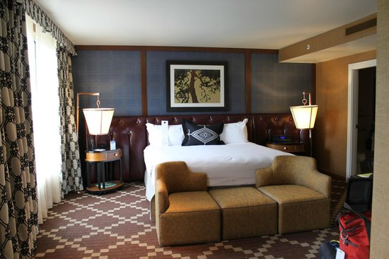 Kimpton RiverPlace Hotel: Room upgraded