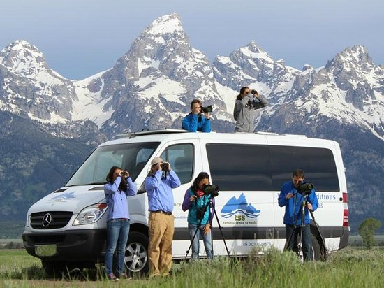 Wildlife Expeditions of Teton Science Schools: Enjoy ethical wildlife viewing