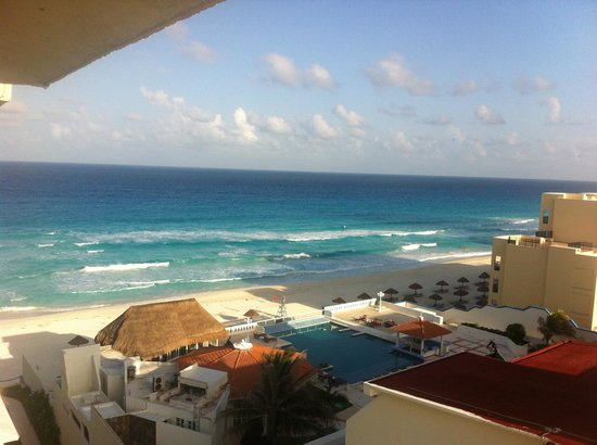 Occidental Tucancun: Our view 6th floor