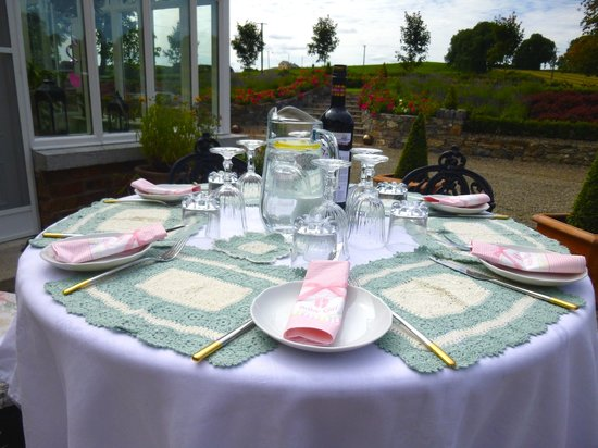 Skahard Country Villa : Country Dining