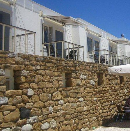 Luz Beach Apartments: vista dell'appartamento per 2 persone fronte oceano dalla passeggiata