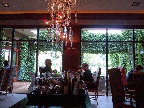 Restaurant Hotel Merlet: The Merlet Restaurant