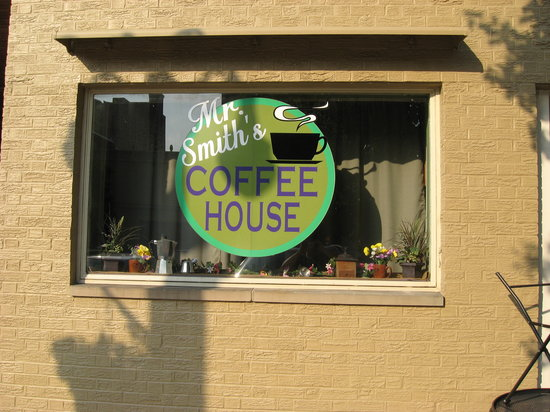 Mr. Smith's Coffee House : Check out the Cafeterria