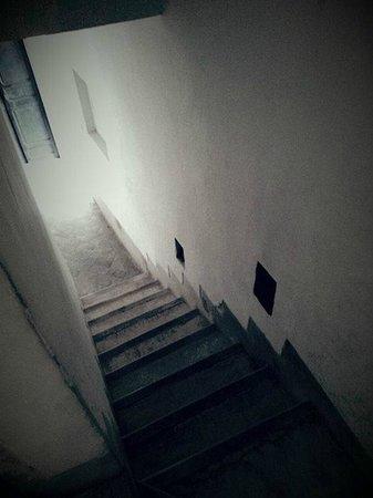 Hotel & Spa Riad Dar Sara: Escalier