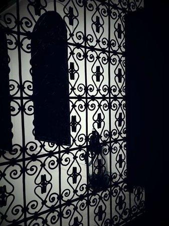 Hotel & Spa Riad Dar Sara: Vu depuis le petit salon