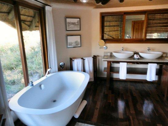 Ulusaba Safari Lodge: .