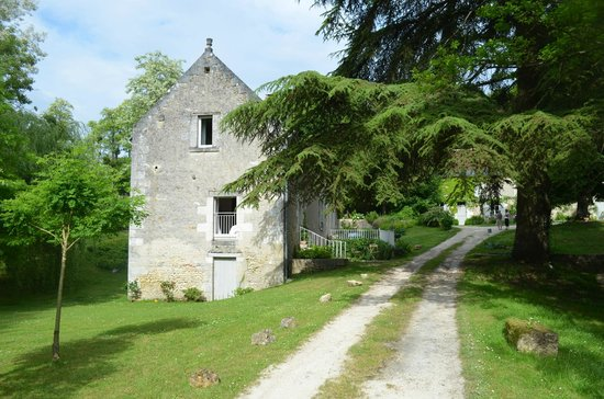 Le Moulin du Mesnil: View of Chambre