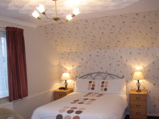 Vermont Guesthouse: Double room en-suite