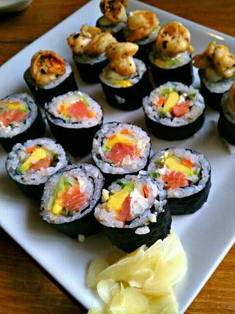 Smoky Mermaid : Sushi