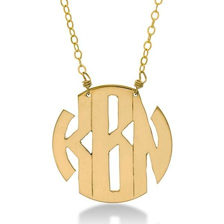 Erin Gallagher Jewelry : what are your initials?