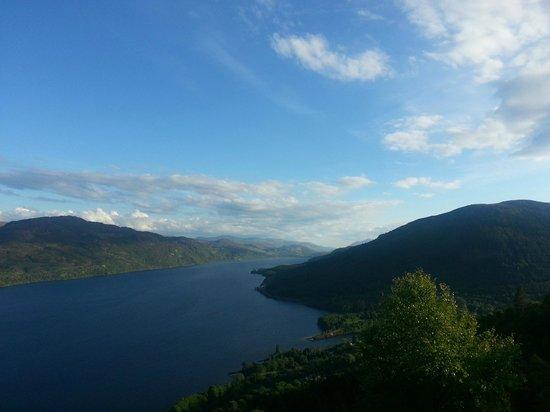 Craik Na Dav B & B: Loch Ness
