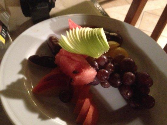 Jaz Makadi Star & Spa : lecker Obstteller