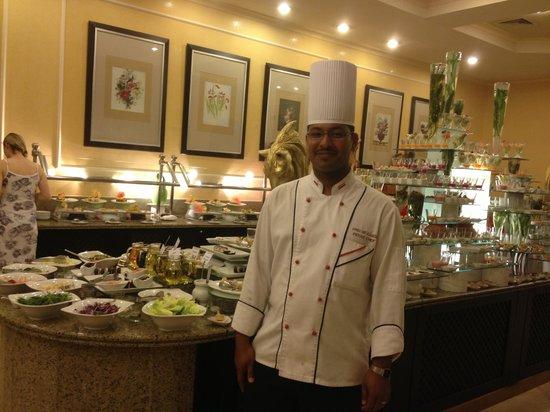 Jaz Makadi Star & Spa: mein Freund Ahmed