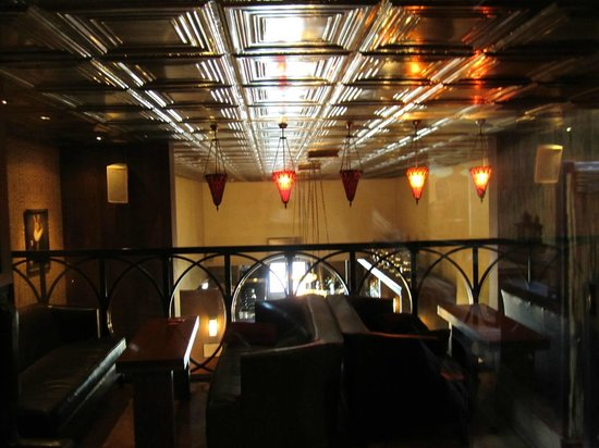Langton's: The Upstairs