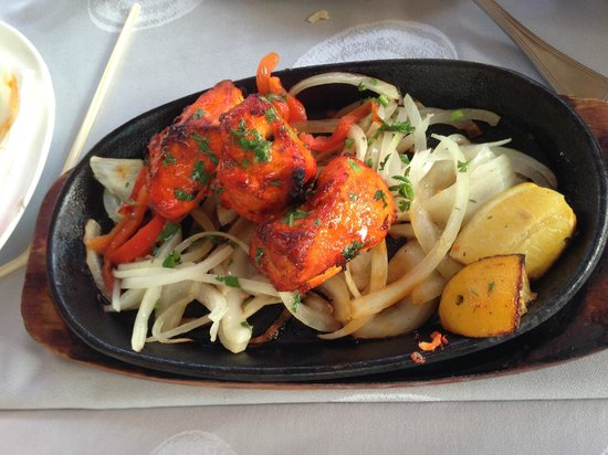 Restaurant Bombay Blue: Chicken Tikka