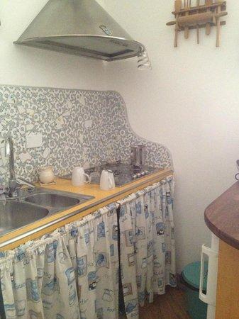 Gli Artisti Bed & Breakfast: Kitchen