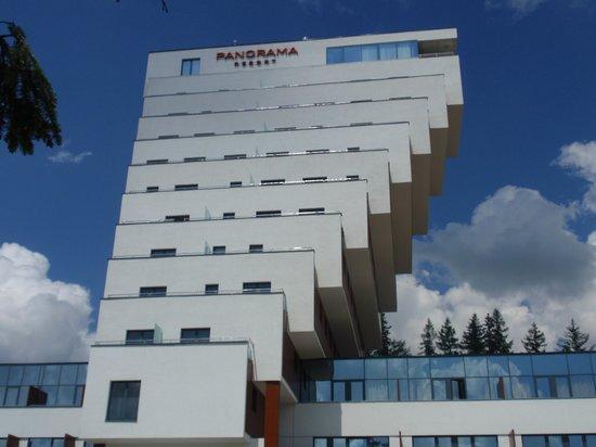 Hotel Panorama Resort: The Hotel Panorama
