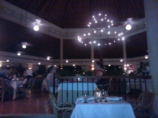 Grand Bahia Principe Coba: Restaurante Mediterraneo