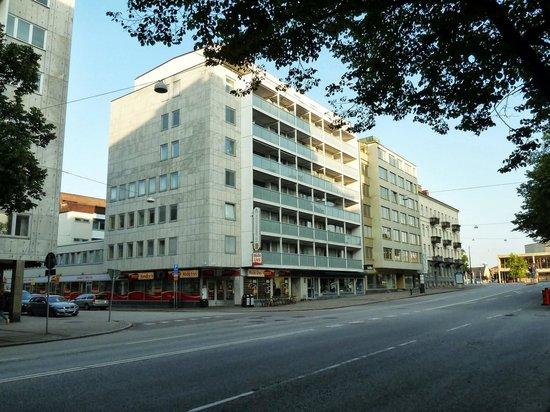STF Malmo City: hostel