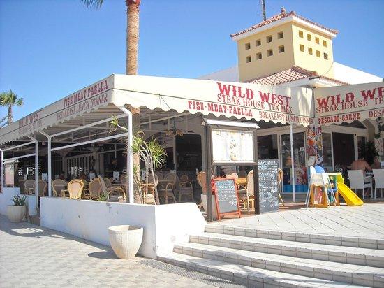 The Wild West Restaurant: Wild West Restaruant