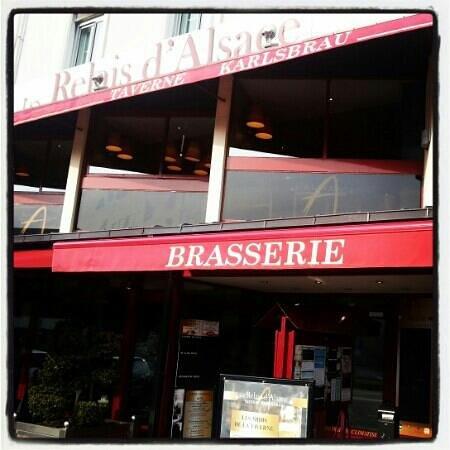 Les Relais d'Alsace, Taverne Karlsbrau: Le Relais d'Alsace