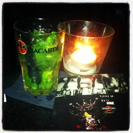 La Congrega Lounge Bar: mojito