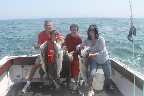 Jail Break Private Fishing Charters : Our catch