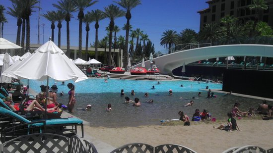 Green Valley Ranch Resort and Spa: pool (children's beach)
