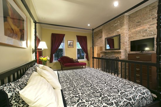 Wicker Park Inn: Wicker Park Room