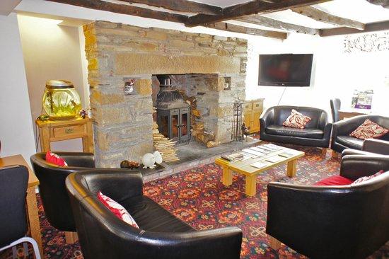 Nebula Guest House: Lounge