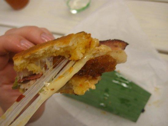 "Frita Batidos: ""Inspired Cuban"" sandwich"