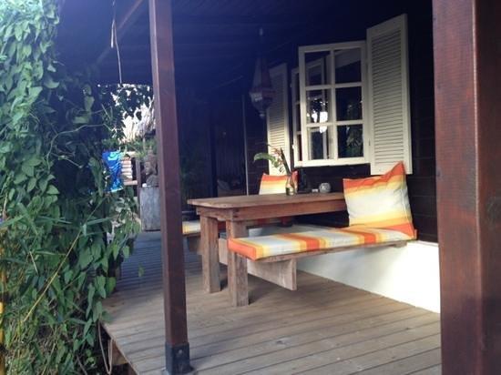Bamboo Bali Bonaire - Boutique Resort: Een onderschrift toevoegen