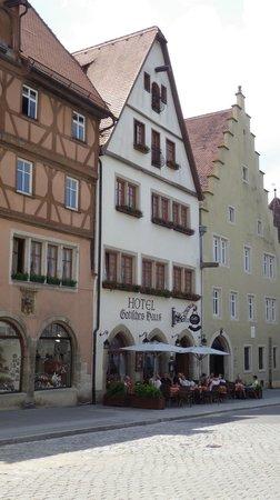 Hotel Gotisches Haus: Hotel