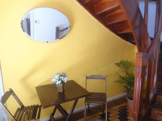 Hostel Casa da Escada: Area Social