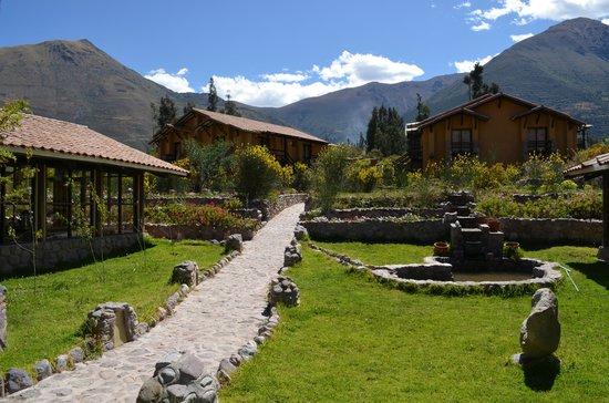 Inkallpa Valle Sagrado: El ingreso