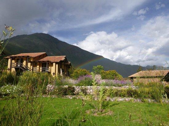 Inkallpa Valle Sagrado: Arco Iris