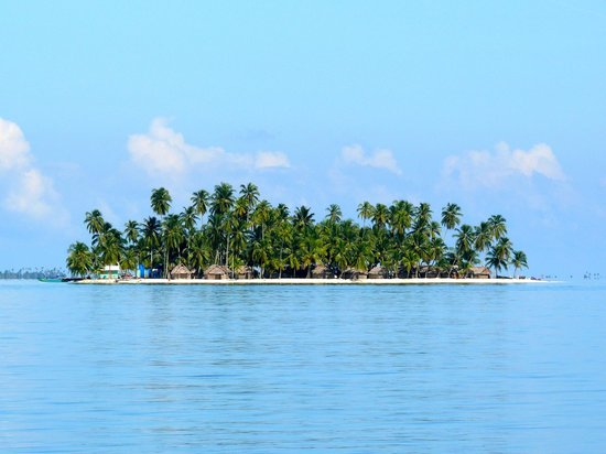Cabañas Naranjo Chico: L'isola Narasgandup