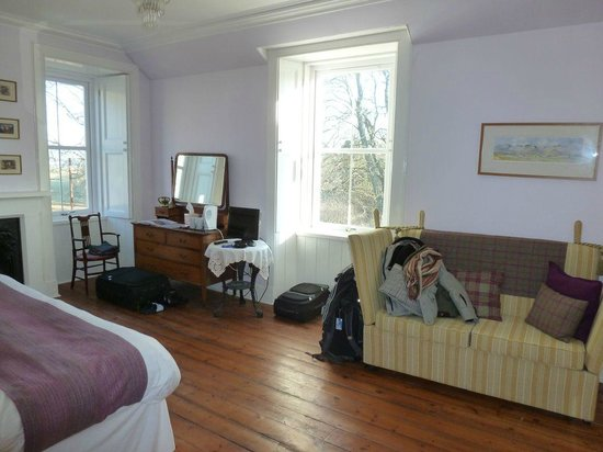 Cardhu Country House: The Glenlivet Room