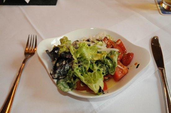 Gasthof Zum Mohren: Gemischter Salat