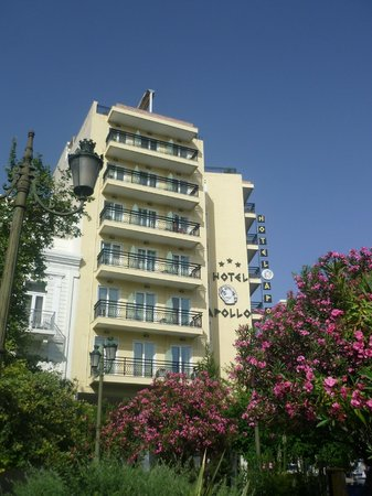 Apollo Hotel, Athens