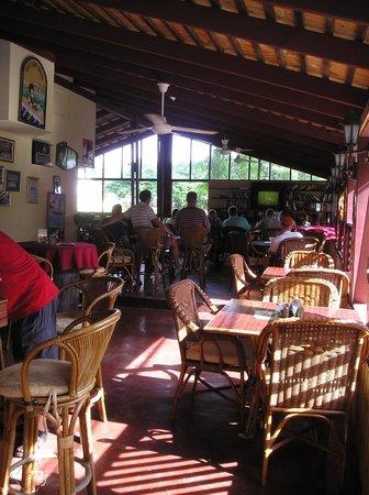 Hotel Don Andres: Bar / Restaurant