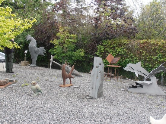 Strathdon, UK: Sculpture Garden - Lost Gallery