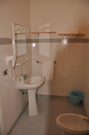 Alloggio Cavour : bagno