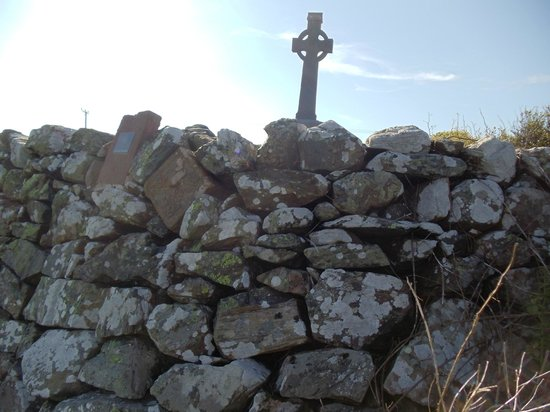 Cairn of Sean O'Neill 1567