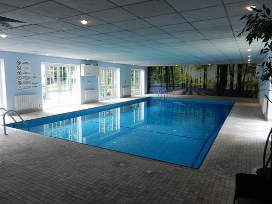 Indoor Swimming Pool Picture Of Forest Lodge Hotel Lyndhurst Tripadvisor