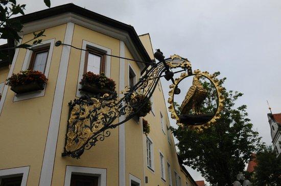 Hotel Gasthof Adler: Adler vor dem Hotel-Gasthof