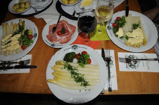 Hotel Gasthof Adler: Das Essen