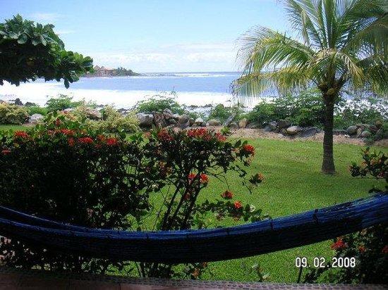 Casa Manzanillo: View from the room