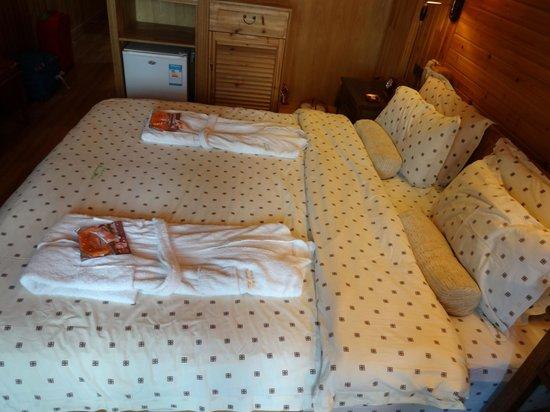 Rosewood Hotel: camera matrimoniale