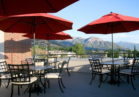 Hampton Inn & Suites Salt Lake City/University-Foothill Dr.: Scenic Overlook